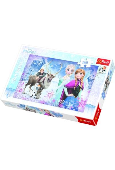 Trefl 160 Frozen, Wintery Adventures, Disney