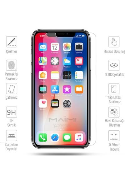 Maimi Apple iPhone 6 Plus-6S Plus Temperli Koruma Camı