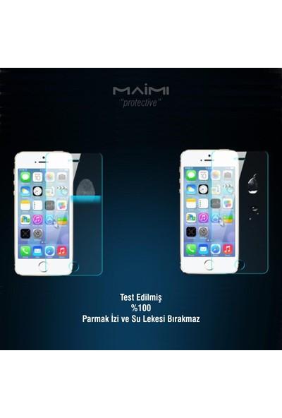 Maimi Apple iPhone X Temperli Koruma Camı