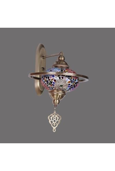 Lumexx Yeni Macellan Aplik Mozaik Camlı 4A
