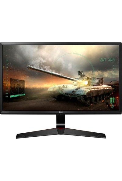 "LG 27MP59G-P 27"" 1ms 75 Hz (Display+HDMI) FHD FreeSync IPS Monitör"