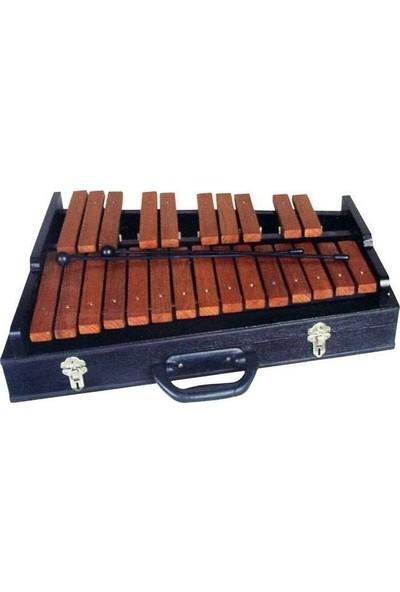 Cox FLT-XL225B 25 Tuş Çantalı Ksilofon