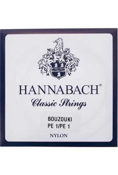 Hannabach Buziki Takım Tel 8'li