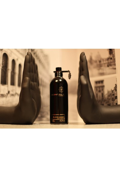 Montale Black Aoud EDP Unisex Parfüm 100mL