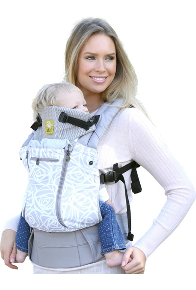 LILLEbaby All Season Frosted Rose Ergonomik Kanguru