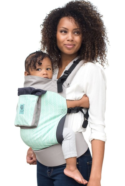 LILLEbaby Essentials Original Boardwalk Ergonomik Kanguru