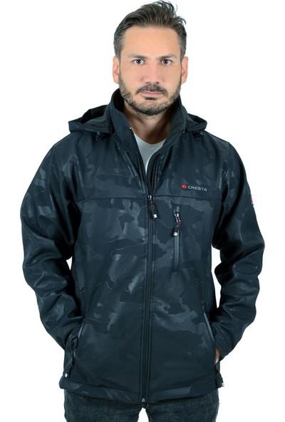 Cresta Crstw1 1102 Erkek Kamuflaj Outdoor Üst Giyim