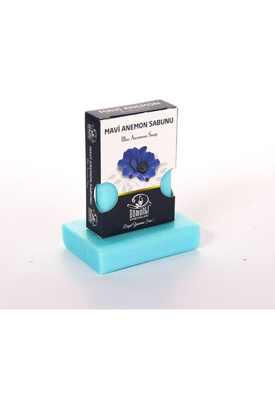 Osmanlı Sabunları Mavi Anemon Sabunu