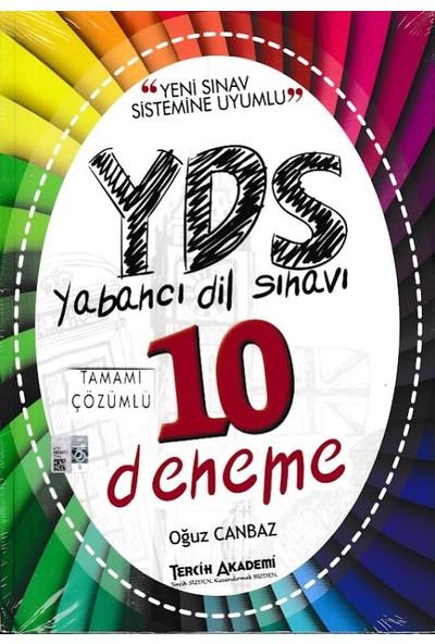 Tercih Akademi Yayınları YDS Tamamı Çözümlü 10 Deneme