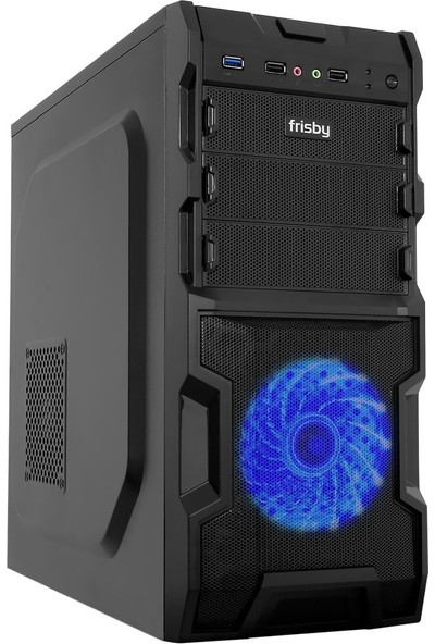 Frisby FC-8865G 650W 3 Fan Usb 3.0 Midi Tower Kasa