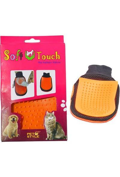 Pet Style Soft Touch Tüy Toplayıcı Eldiven Büyük Boy