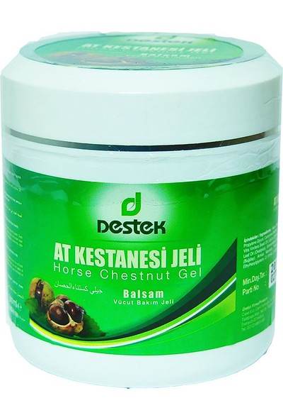 Destek At Kestanesi Jeli 500Ml
