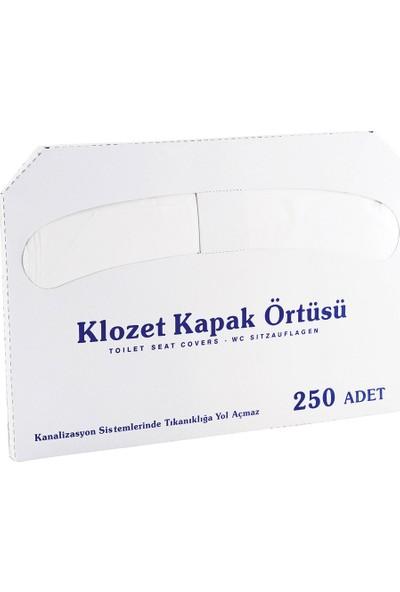Rulopak R-2613 Klozet Kapak Örtüsü 250 adet
