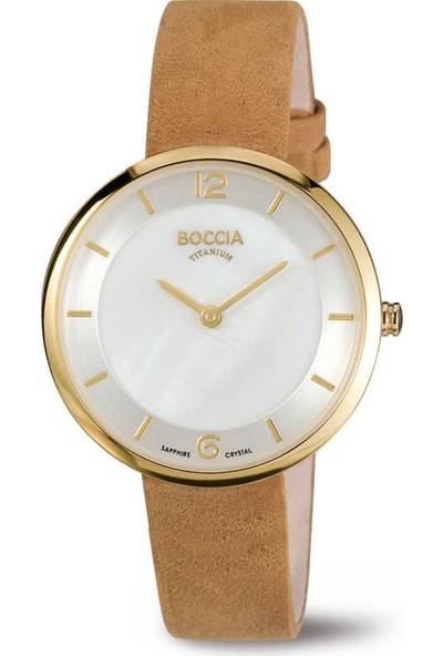 Boccia Titanium 3244-03 Kadın Kol Saati