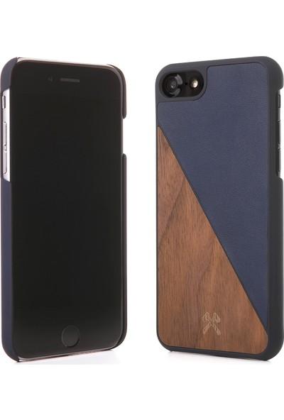 Woodcessories iPhone 7/8 EcoCase EcoSplit El Yapımı Gerçek Ağaç Telefon Kılıfı