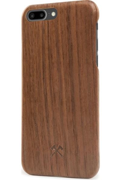 Woodcessories iPhone 7/8 Plus EcoCase El Yapımı Gerçek Ağaç Telefon Kılıfı