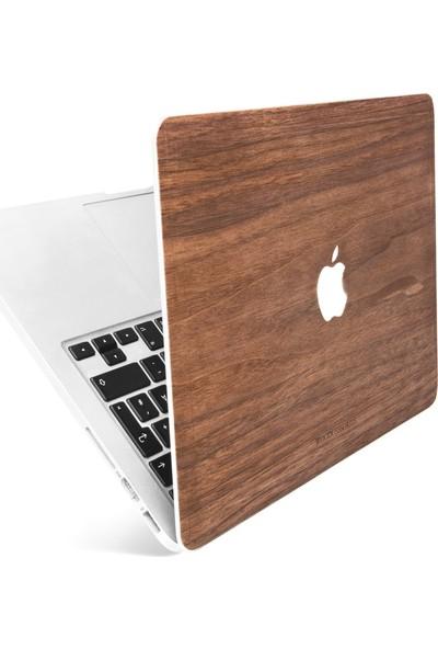 "Woodcessories Macbook 13"" Air & Pro EcoSkin El Yapımı Gerçek Ağaç Cover"