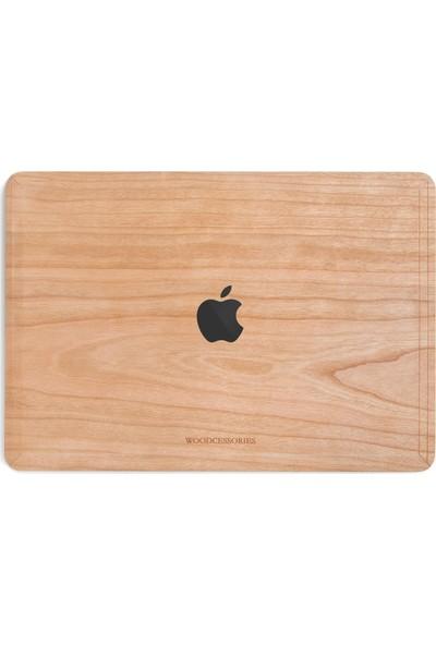 "Woodcessories Macbook 13"" Pro / 13"" Pro Touchbar EcoSkin El Yapımı Gerçek Ağaç Cover"