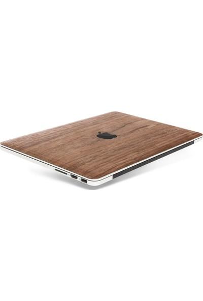 "Woodcessories Macbook 15"" Pro Touchbar EcoSkin El Yapımı Gerçek Ağaç Cover"