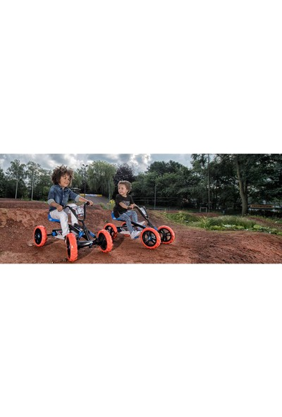 Berg Buzzy Nitro Pedallı Go Kart (2-5 Yaş)