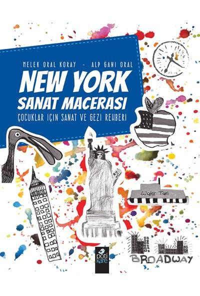 New York Sanat Macerası:Çocuklar İçin Sanat Ve Gezi Rehberi