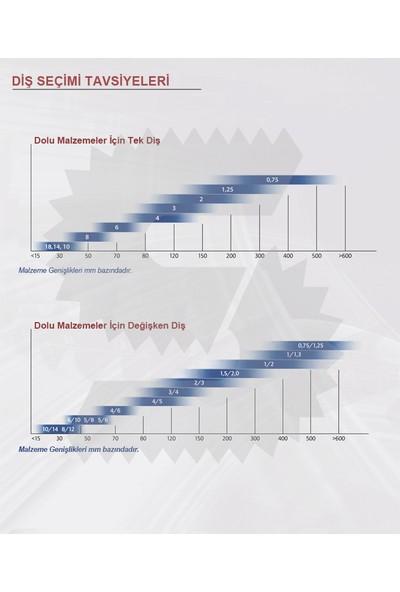 Sawrex Bi Metal Şerit Testere M51 - 27X0,9 Mm - Z 4/6 Diş