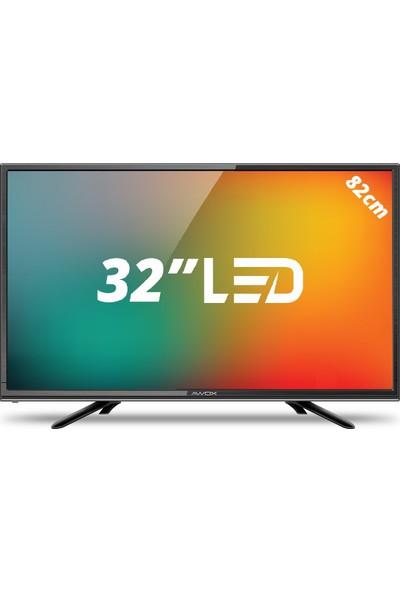 """Awox 3282 ST 32"""" 82 Ekran Uydu Alıcılı LED TV"""