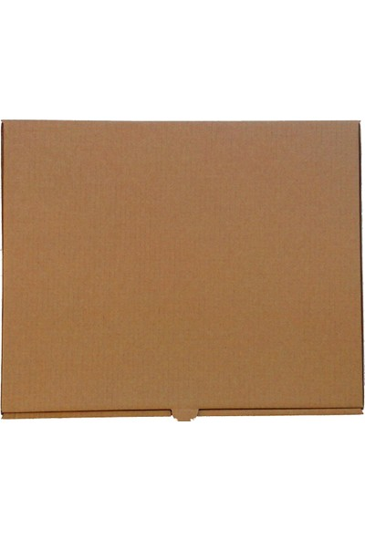 Kolievi Kolievi Kapaklı Kutu (50 Adet) 25x20x5cm