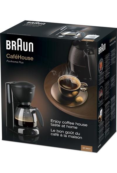 Braun KF560 Cafe House Filtre Kahve Makinası
