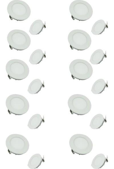 Odalight 15 W Panel Led Armatür 10 Adet