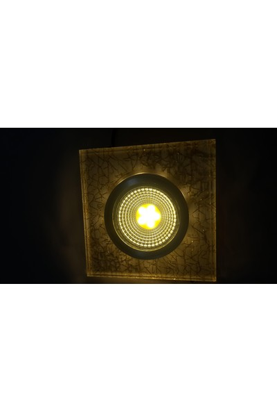 Odalight Dekoratif 5W Cob Led Armatür Samanyolu (Beyaz Işık)