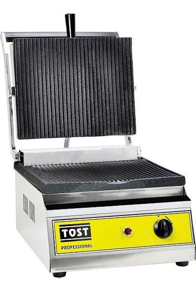 Emir Sanayi Büfe Tipi Profesyonel Döküm 8 Dilim Elektrikli Tost Makinası