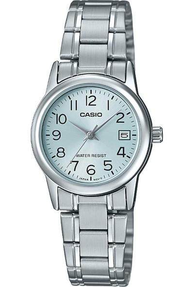 Casio LTP-V002D-2BUDF Standart Kadın Kol Saati