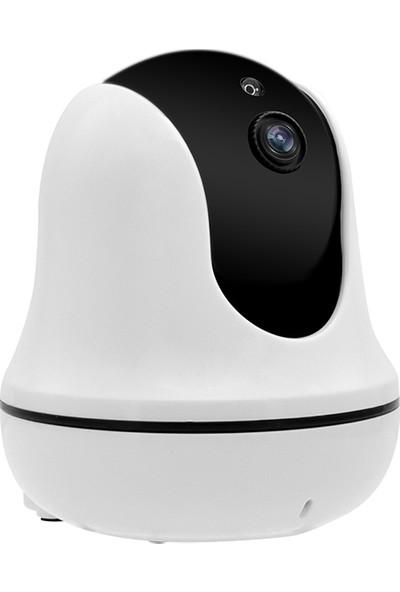 PaleTech CLA83 HD 2MP 1080P WiFi Akıllı Hareketli Mini IP Kamera