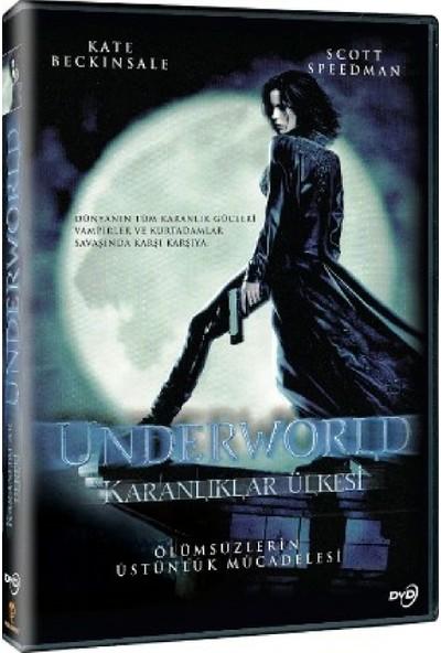 Karanlıklar Ülkesi DVD