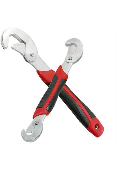 Heissman Magic Wrench Akıllı Pense Anahtar 2Li Özel Set Nano Mucize Pense Anahtar Grip