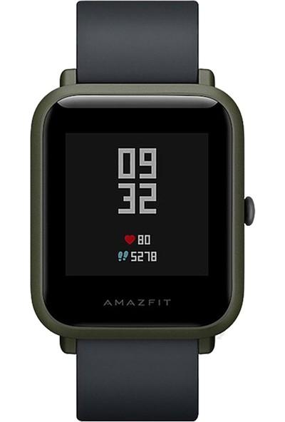 Xiaomi Amazfit Bip Bluetooth Nabız GPS Akıllı Saat - Global Versiyon - Yeşil - Ios ve Android Uyumlu