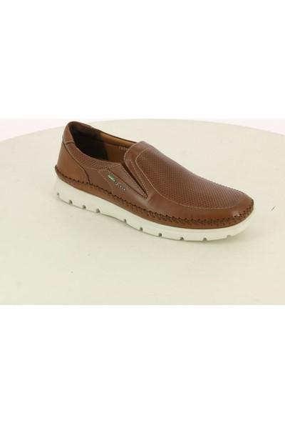 Forelli 32607 Erkek Deri Ortopedik Kalıp Günlük Ayakkabı