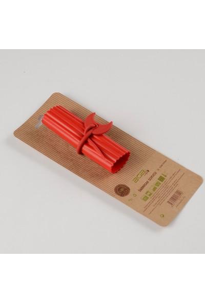 Joy Kitchen Kırmızı Sarımsak Soyucu