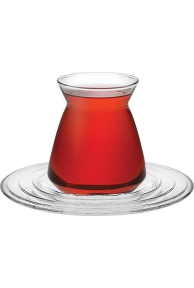 Paşabahçe 12 Parça Samanyolu Çay Seti
