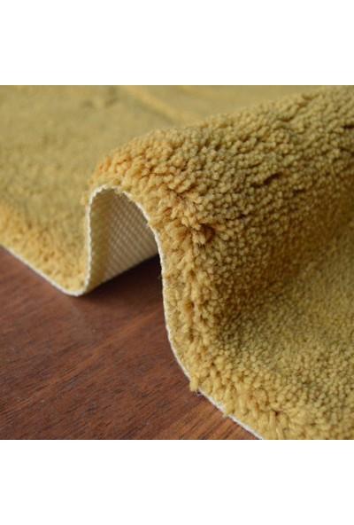 Confetti Banyo Halısı Somerset Altın 100x160