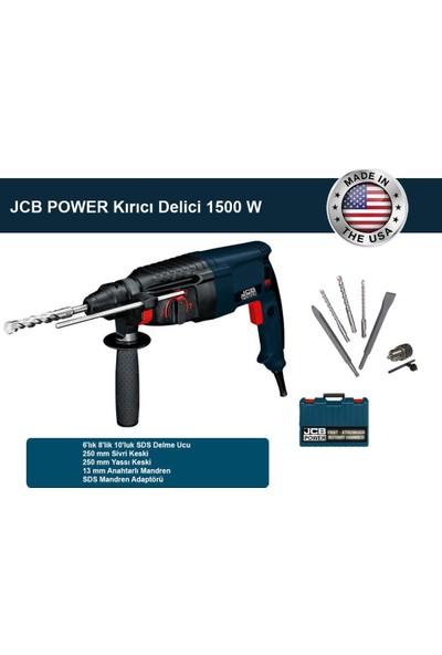 Jcb Power Dh 3-30 Professional Kırıcı Delici 1500 W 3.3 Joule