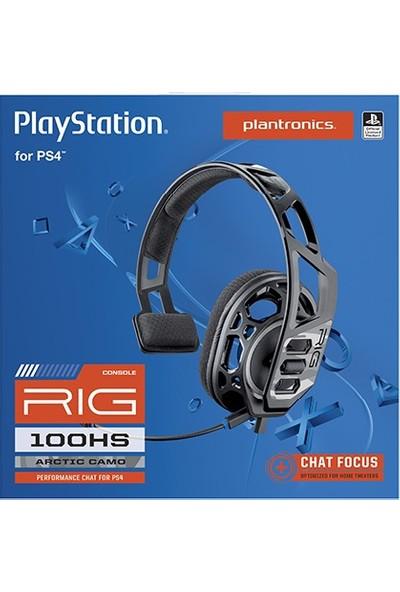 Plantronics Rıg-100Hs Playstation 4 Oyun Kulaklığı -209190-01