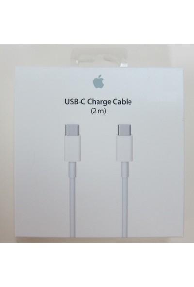 Macstorey Apple Macbook A1706 A1708 A1989 A1707 A1990 A1534 Usb-C Şarj Güç Kablosu 61W 87W 29W (2M) (İthalatçı Garantili)