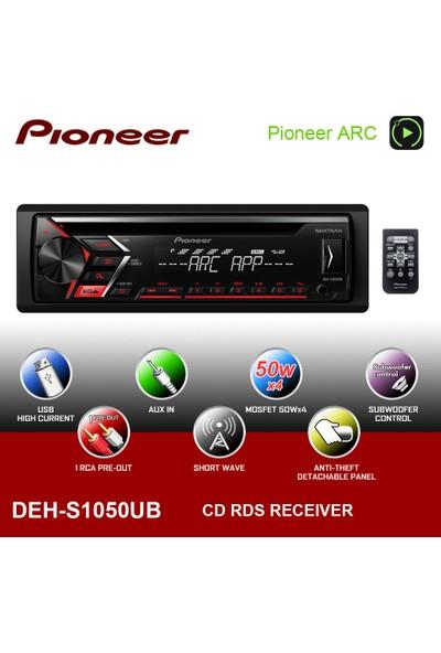 Pioneer Deh-S1050Ub Cd-Usb-Mp3-Radyo-