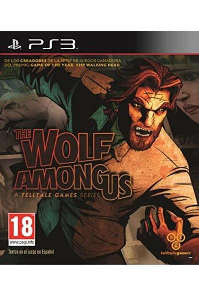 The Wolf Among Us Ps3 Oyunu