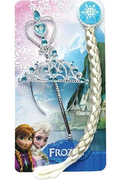 Ricco Elsa Taç+Asa+Saç
