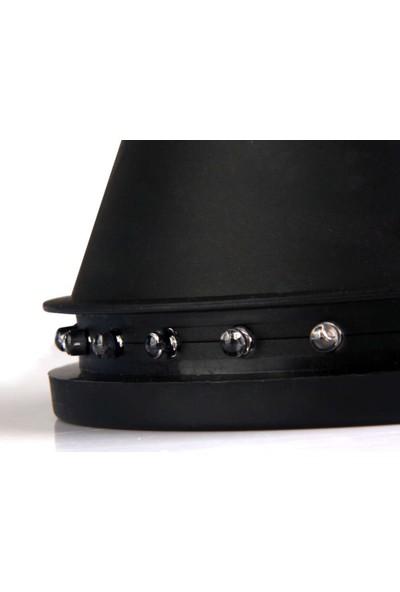 Bluetooth Müzik Çalar LED Tavan Sahne Lambası