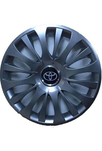 SKS Toyota Yaris 15 İnç Kırılmaz Esnek Jant Kapağı 4'lü