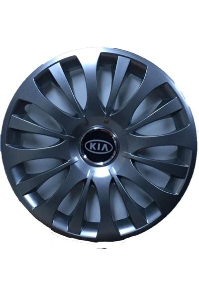 SKS Kia Picanto 15 İnç Kırılmaz Esnek Jant Kapağı 4'lü